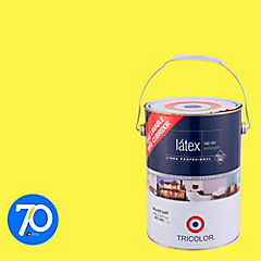 Pintura látex 1 gl Amarillo maravilla