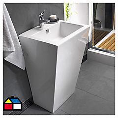 Mueble vanitorio 51x85x45 cm Blanco