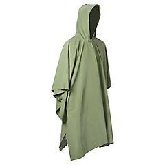 Capa impermeable verde Holt T35