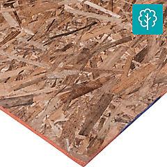 11.1 mm x 122x244 cm OSB estructural de pino