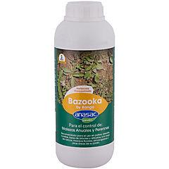 Herbicida para control de malezas 1 litro botella
