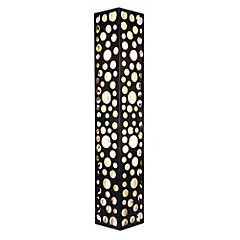 Lámpara de pie Vintage 1 luz