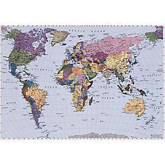 Fotomural Mapa 4050