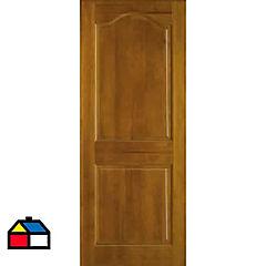 Puerta lenga Colonial 70x210 cm