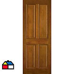 Puerta lenga Oxford 75x200 cm