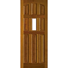 Puerta lenga Franciscana 95x200 cm