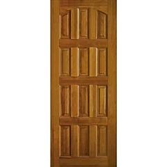 Puerta lenga Napoles 90x200 cm