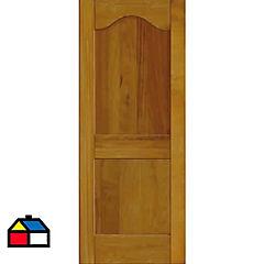 Puerta lenga Napoles 80x210 cm