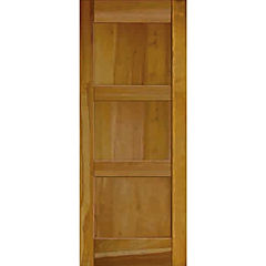 Puerta lenga Genova 75x210 cm