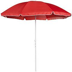Quitasol diámetro 250 cm Playa rojo