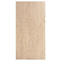 Porcelanato 30 x 60 cm Gres Travertino Arena 1.44 m2