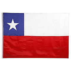 Bandera 60x90 cm seda poliéster