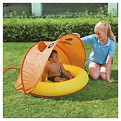 Piscina inflable 22 litros verde