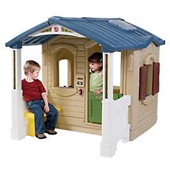 Casa de juego con balcón