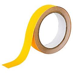 Cinta antideslizante amarilla 24mm x 4.5mts