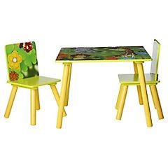 Mesa con 2 sillas Selva