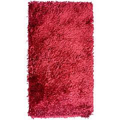 Alfombra 60x110 cm Shaggy rojo
