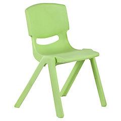 Silla infantil 53x39x36 cm verde