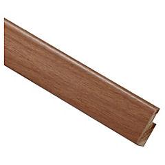 Guía de remate piso madera Jequetiba 2.4 mt