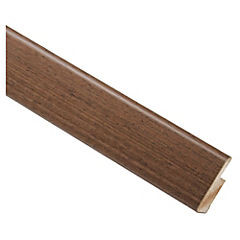 Guía de remate piso madera Wenge 2.4 mt
