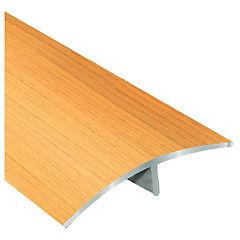 Guía de compensación pisos madera Aluminio Jequetiba 0.95 mt