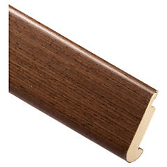Canto peldaño piso madera Wenge 2.4 mt