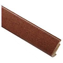 Canto peldaño piso madera Jatoba 2.4 mt