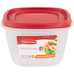 Contenedor de alimentos plástico 1,7 litros