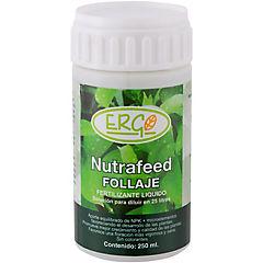 Fertilizante para plantas concentrado 250 ml frasco