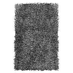 Alfombra 120x170 cm Mix gris