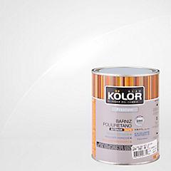 Barniz poliuretano mate 1/4 gl Transparente