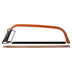 Arco de sierra para metal + hoja de repuesto