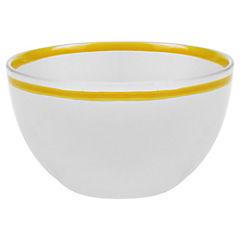 Bowl cereal 14cm amarillo banda