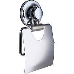 Porta rollo papel higiénico 13x19 cm 9 kilos metal