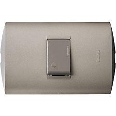 Interruptor pulsador Na 10A mink arm Modus Style