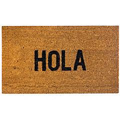 Limpiapiés Hola45x75 cm