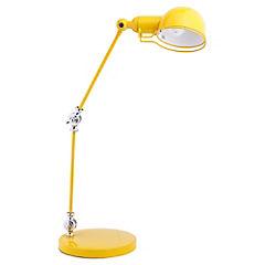Lámpara de escritorio Redonda 1 luz