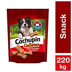 Cachupín Adulto Galleta 220 grs