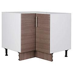 Mueble base 85x93x95 cm melamina