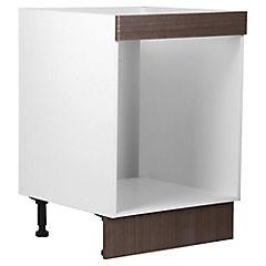 Mueble base 60x60 cm melamina