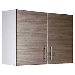 Mueble mural de cocina 80x35x70 cm melamina