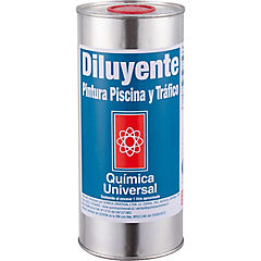 Diluyente Piscina 1 litro