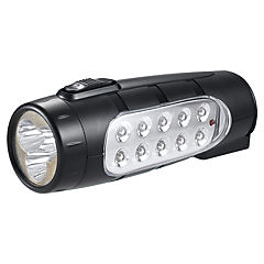 Linterna LED y luz de emergencia 10 hr