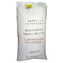 Semilla lawn grass con trébol 25 kg saco
