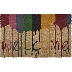 Limpiapies 47x75 cm Welcome