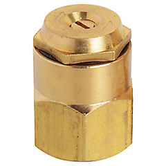 Regador de bronce 180°