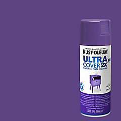 Pintura en spray brillante 340 gr Morado