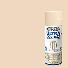 Pintura en spray brillante 340 gr Marfil