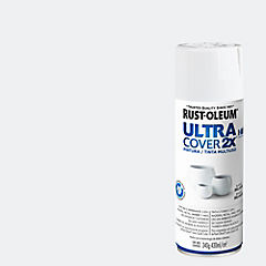 Pintura en spray brillante 340 gr Blanco