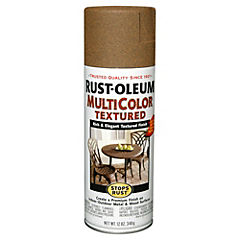 Spray Anticorrosivo Stops-Rust Texturado Ocre Rústico 340 gr